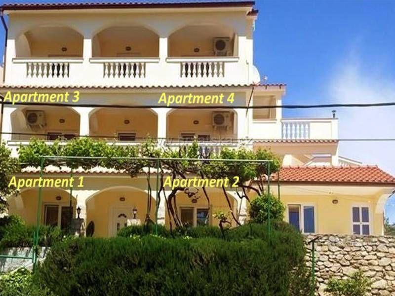 Apartments Dalija