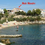 Apartments Male Mandre