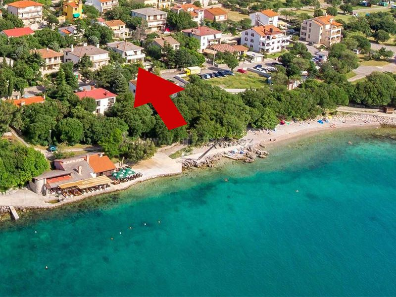 House MM, Apartments MM Klenovica, 25m from sea