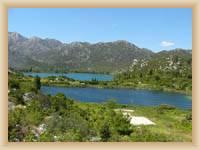 Bacinska lakes