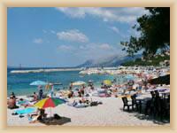 Baška Voda - Beach