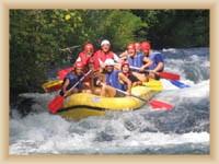 River Cetina - Rafting