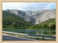Valley of river Cetina
