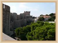 Dubrovnik - Fortress Minčeta