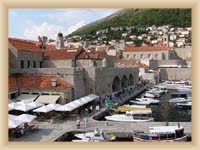 Dubrovnik - Old harbour