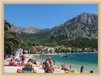 Gradac - Beach