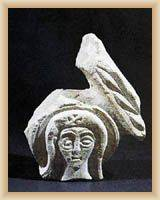 Knin - Fragment of statue