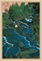 National Park Krka - Roski slap