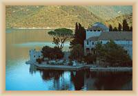 Island  Mljet - Benedictine Monastery