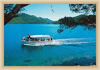 National Park Mljet - Sight-seeing boat