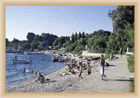 Island Silba - Beach