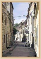 Skradin - Small street