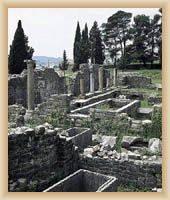 Solin - Excavation