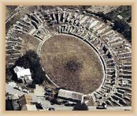 Solin - Rests of amphitheatre
