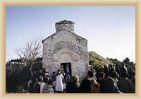 Sumartin - St. Mikulas chapel