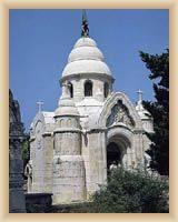 Supetar - Mausoleum of Petrinovič family
