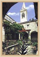Zaostrog - Franciscan monastery