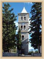 Zaton - Bell-tower