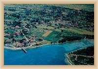 Zaton - Air-view