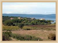 Zaton - Bay Plisa and Zadar channel
