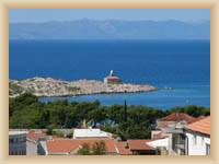Lighthouse by Makarska