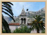 Makarska - Church