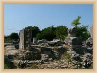 Town Nin - Ruins of roman temple