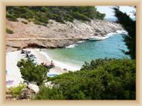 Island Hvar - Hidden beach