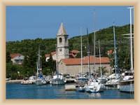 Town Ugljan - marina
