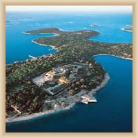 NP Brijuni islands