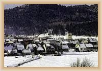 Delnice in winter