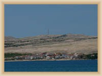 Kustici - Island Pag